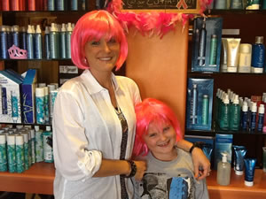 More Pink Wigs